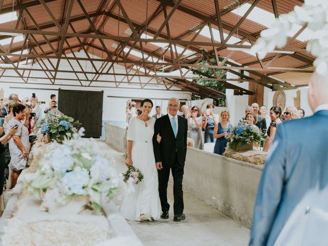 La boda de Harold y Amaya en Markina-xemein, Vizcaya 30