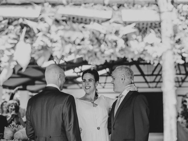 La boda de Harold y Amaya en Markina-xemein, Vizcaya 31