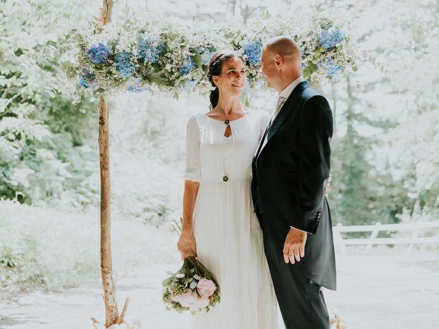 La boda de Harold y Amaya en Markina-xemein, Vizcaya 33