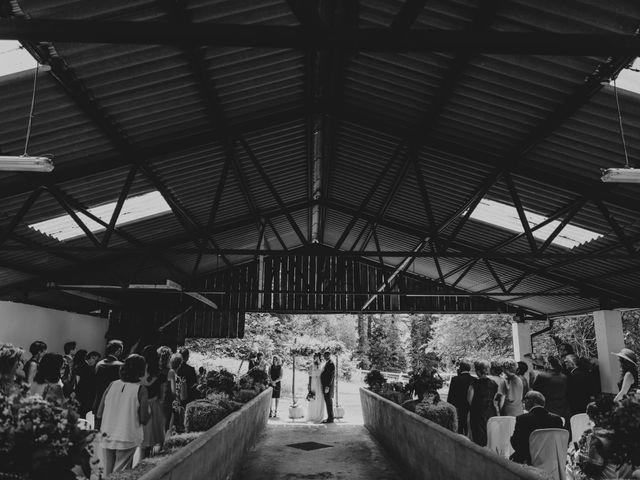 La boda de Harold y Amaya en Markina-xemein, Vizcaya 34