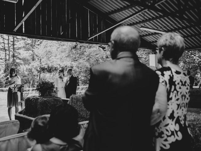 La boda de Harold y Amaya en Markina-xemein, Vizcaya 36