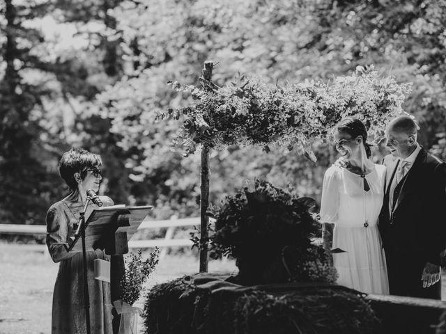 La boda de Harold y Amaya en Markina-xemein, Vizcaya 37