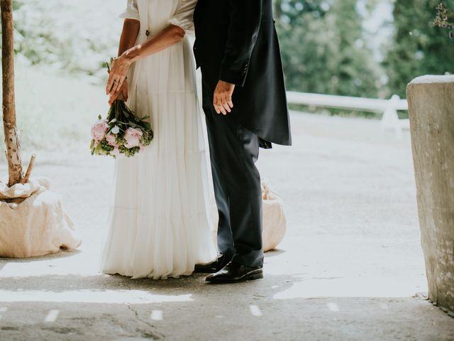 La boda de Harold y Amaya en Markina-xemein, Vizcaya 38