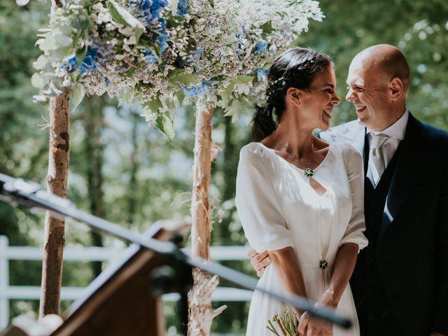 La boda de Harold y Amaya en Markina-xemein, Vizcaya 39