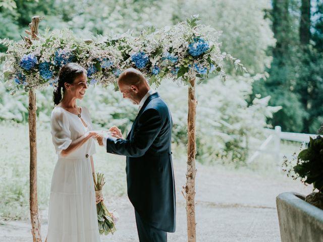 La boda de Harold y Amaya en Markina-xemein, Vizcaya 40