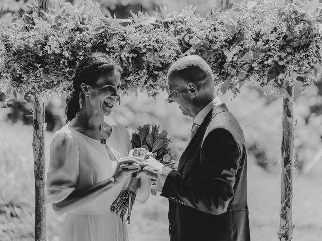 La boda de Harold y Amaya en Markina-xemein, Vizcaya 41