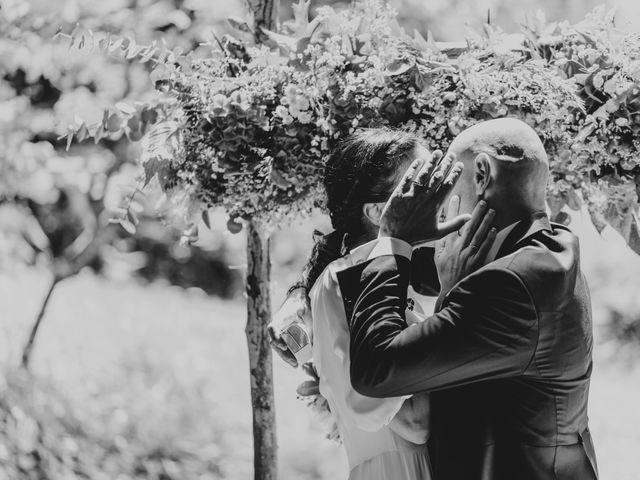 La boda de Harold y Amaya en Markina-xemein, Vizcaya 42