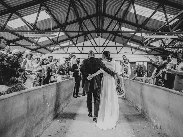 La boda de Harold y Amaya en Markina-xemein, Vizcaya 44