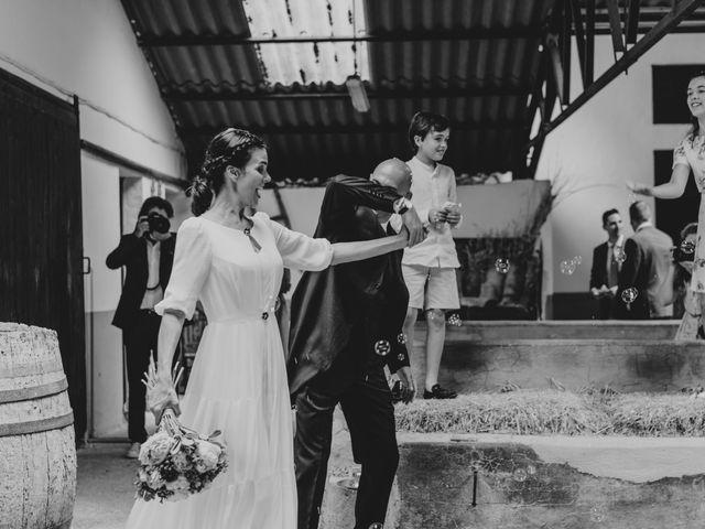 La boda de Harold y Amaya en Markina-xemein, Vizcaya 45