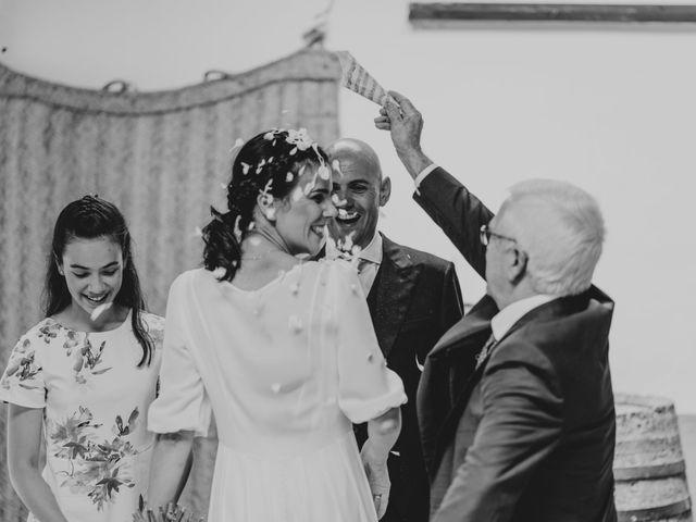 La boda de Harold y Amaya en Markina-xemein, Vizcaya 46