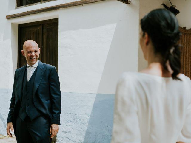 La boda de Harold y Amaya en Markina-xemein, Vizcaya 47