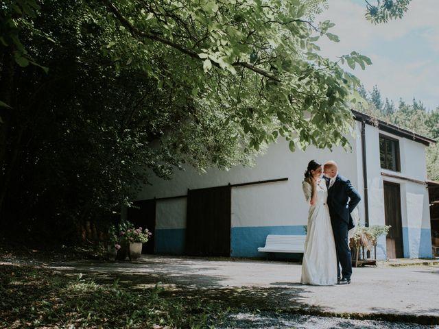 La boda de Harold y Amaya en Markina-xemein, Vizcaya 49