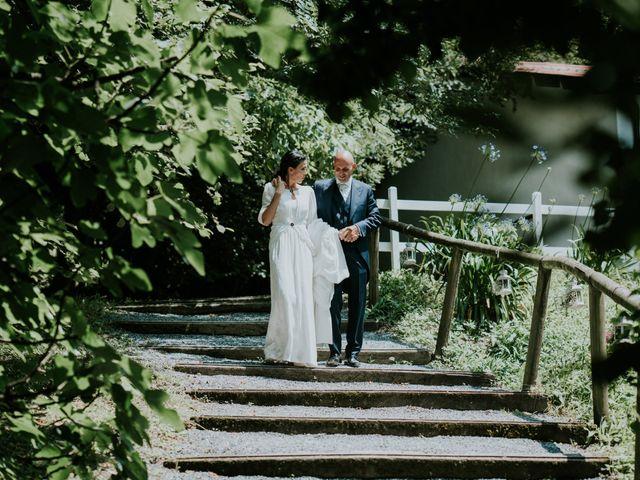 La boda de Harold y Amaya en Markina-xemein, Vizcaya 50