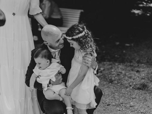 La boda de Harold y Amaya en Markina-xemein, Vizcaya 51