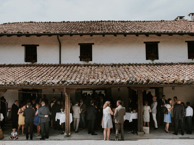 La boda de Harold y Amaya en Markina-xemein, Vizcaya 53