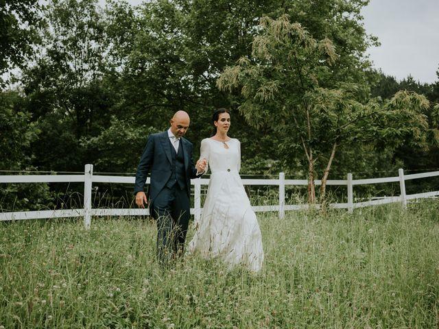 La boda de Harold y Amaya en Markina-xemein, Vizcaya 56
