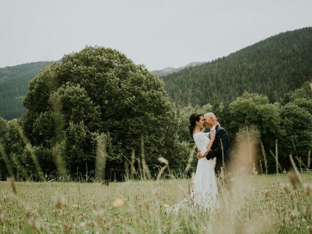 La boda de Harold y Amaya en Markina-xemein, Vizcaya 57