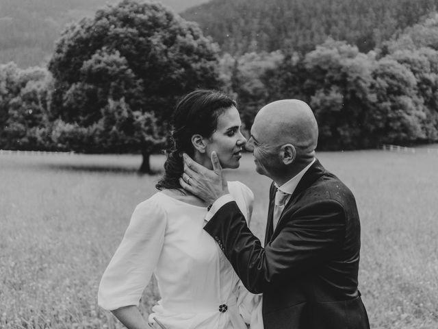 La boda de Harold y Amaya en Markina-xemein, Vizcaya 62