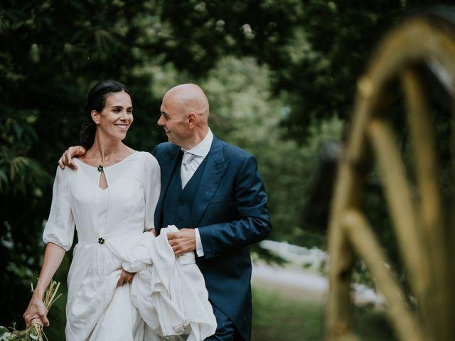 La boda de Harold y Amaya en Markina-xemein, Vizcaya 2