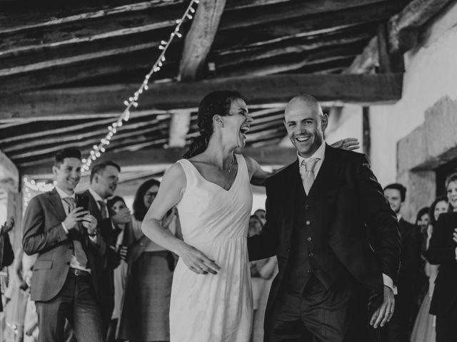 La boda de Harold y Amaya en Markina-xemein, Vizcaya 68