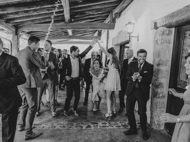 La boda de Harold y Amaya en Markina-xemein, Vizcaya 69