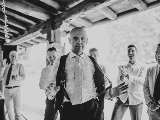 La boda de Harold y Amaya en Markina-xemein, Vizcaya 71