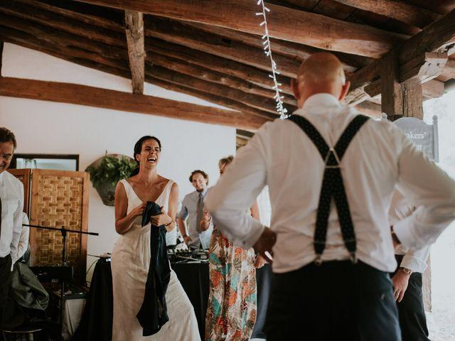 La boda de Harold y Amaya en Markina-xemein, Vizcaya 72