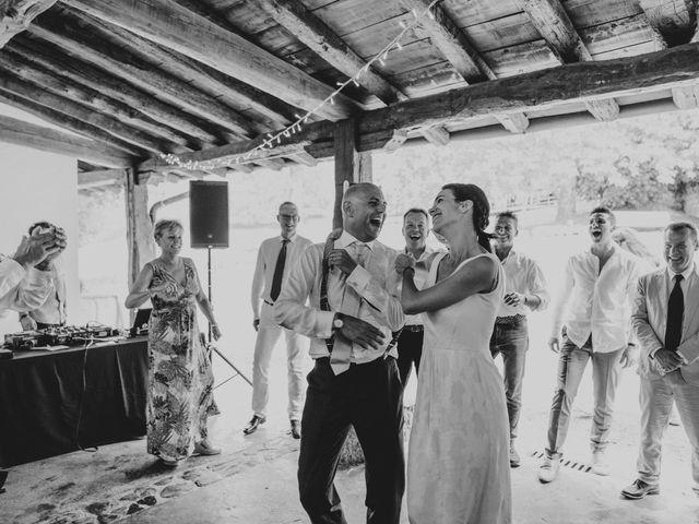 La boda de Harold y Amaya en Markina-xemein, Vizcaya 73