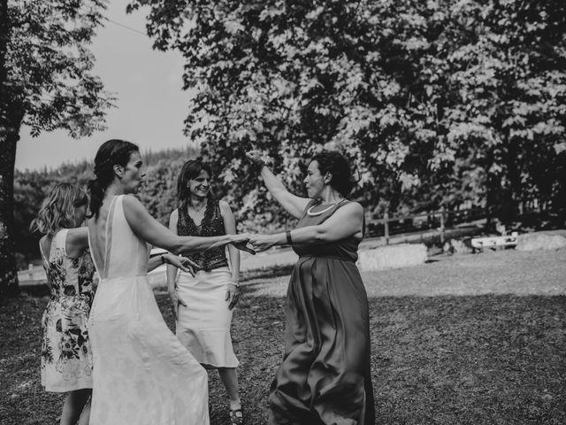 La boda de Harold y Amaya en Markina-xemein, Vizcaya 74