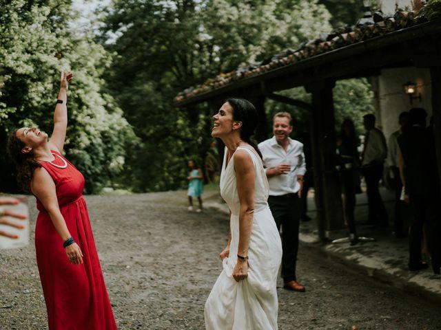 La boda de Harold y Amaya en Markina-xemein, Vizcaya 75