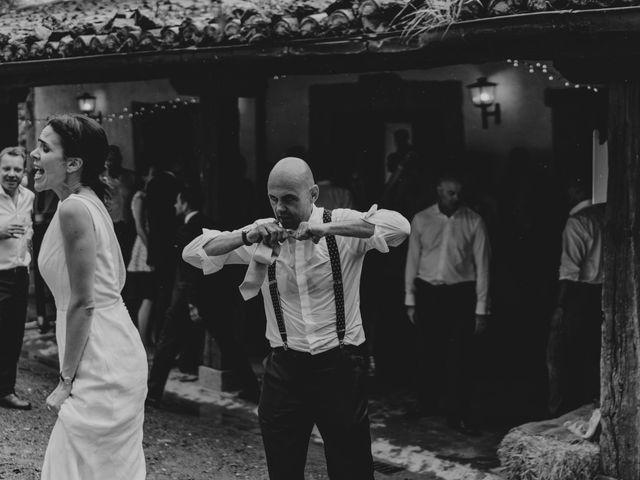 La boda de Harold y Amaya en Markina-xemein, Vizcaya 76