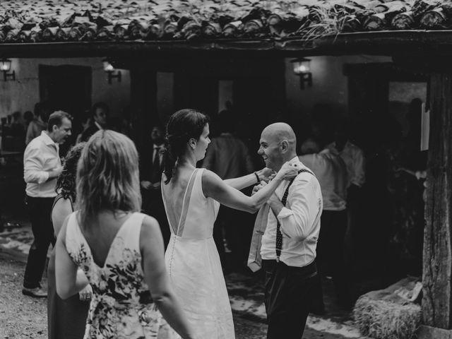 La boda de Harold y Amaya en Markina-xemein, Vizcaya 78