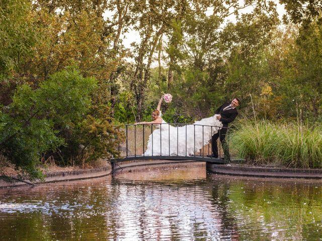 La boda de Patri y Kike