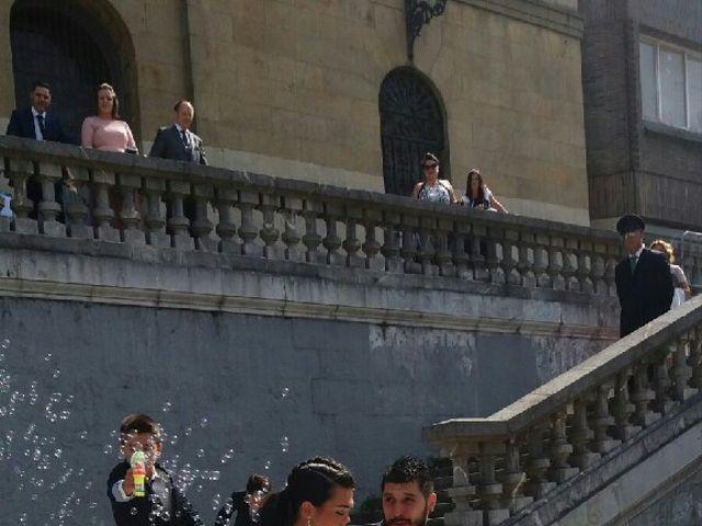La boda de Jose  y Adriana  en Bilbao, Vizcaya 9