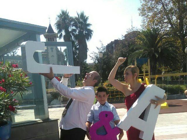 La boda de Jose  y Adriana  en Bilbao, Vizcaya 10