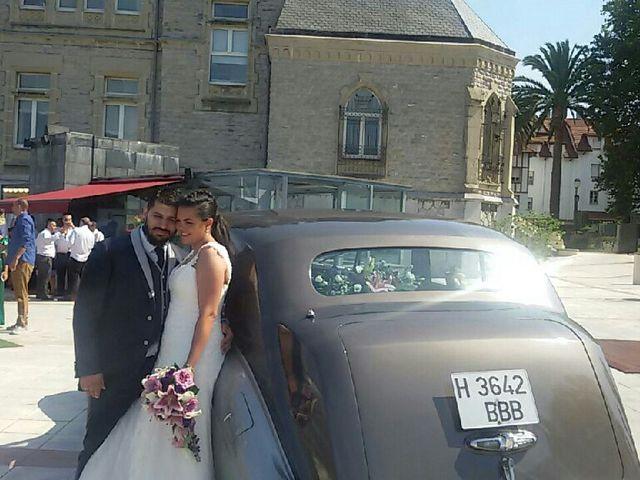 La boda de Jose  y Adriana  en Bilbao, Vizcaya 16