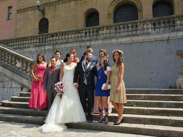 La boda de Jose  y Adriana  en Bilbao, Vizcaya 25