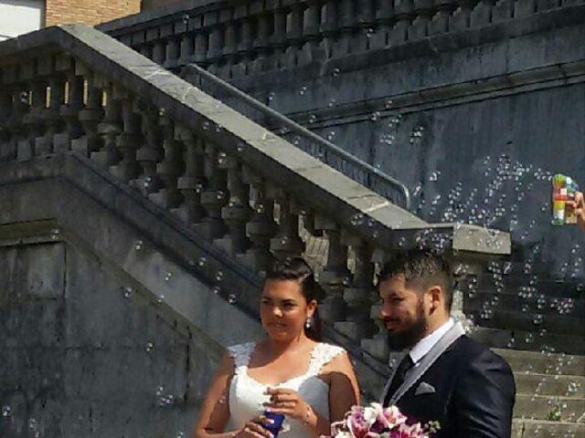 La boda de Jose  y Adriana  en Bilbao, Vizcaya 32