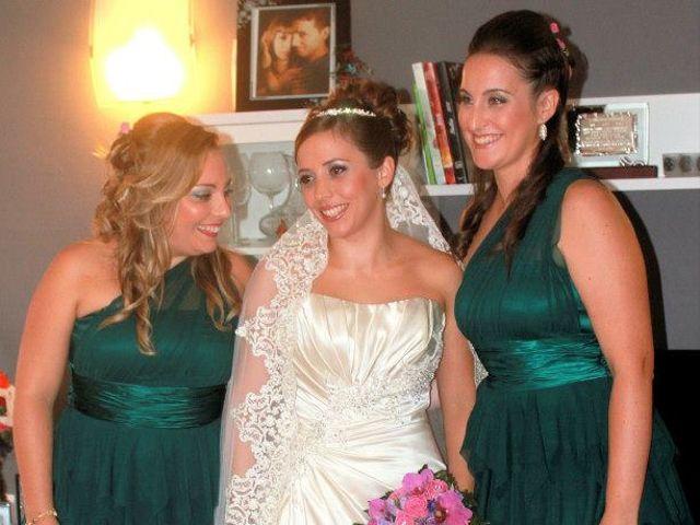 La boda de Elisabet y Enrique en La/villajoyosa Vila Joiosa, Alicante 3