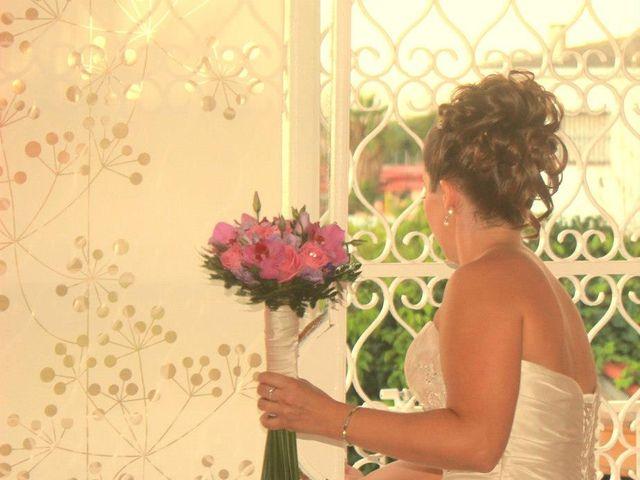 La boda de Elisabet y Enrique en La/villajoyosa Vila Joiosa, Alicante 7