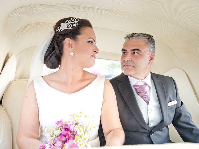 La boda de Pedro y Paqui en Conil De La Frontera, Cádiz 6