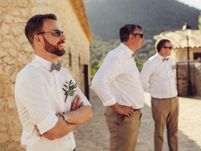 La boda de Felix y Amy en Alaro, Islas Baleares 6