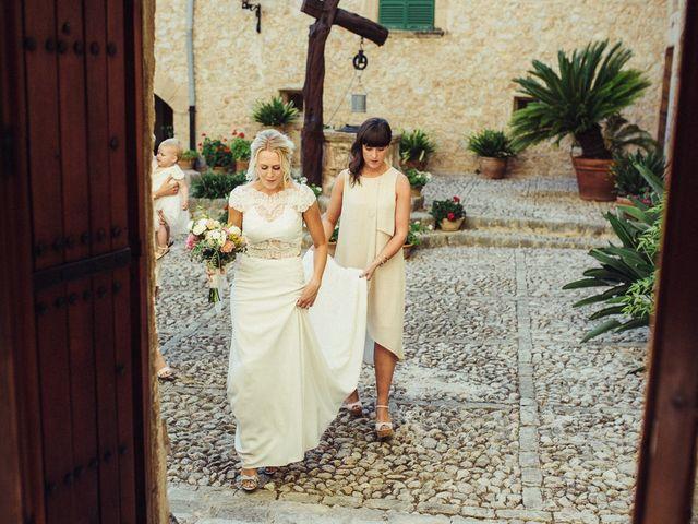 La boda de Felix y Amy en Alaro, Islas Baleares 18