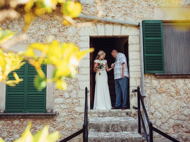 La boda de Felix y Amy en Alaro, Islas Baleares 20