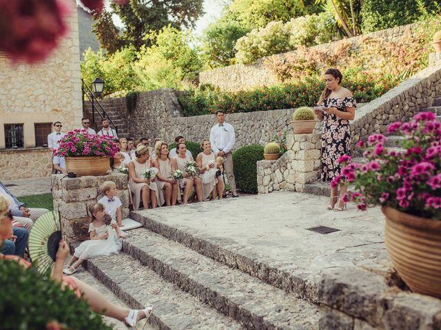 La boda de Felix y Amy en Alaro, Islas Baleares 28
