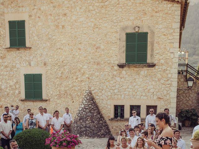 La boda de Felix y Amy en Alaro, Islas Baleares 29