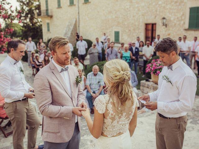 La boda de Felix y Amy en Alaro, Islas Baleares 32