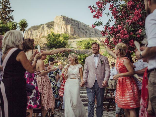 La boda de Felix y Amy en Alaro, Islas Baleares 34