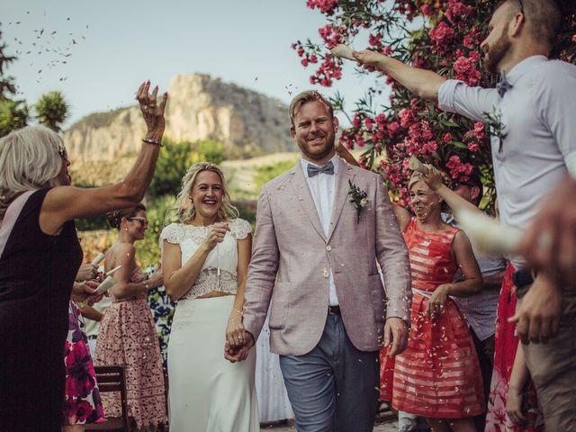 La boda de Felix y Amy en Alaro, Islas Baleares 35