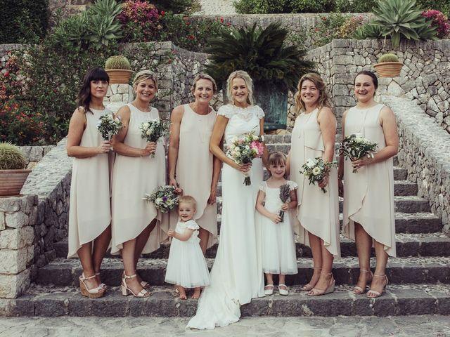 La boda de Felix y Amy en Alaro, Islas Baleares 39